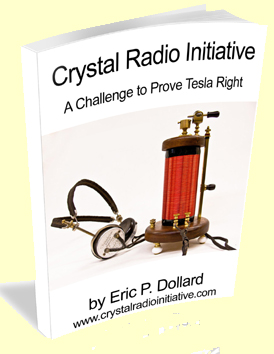 Crystal Radio Initative by Eric Dollard